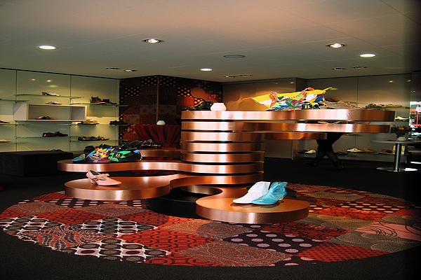 2010 schoenenwinkel mels 2 interieur winkelprojectinrichting staalbaron