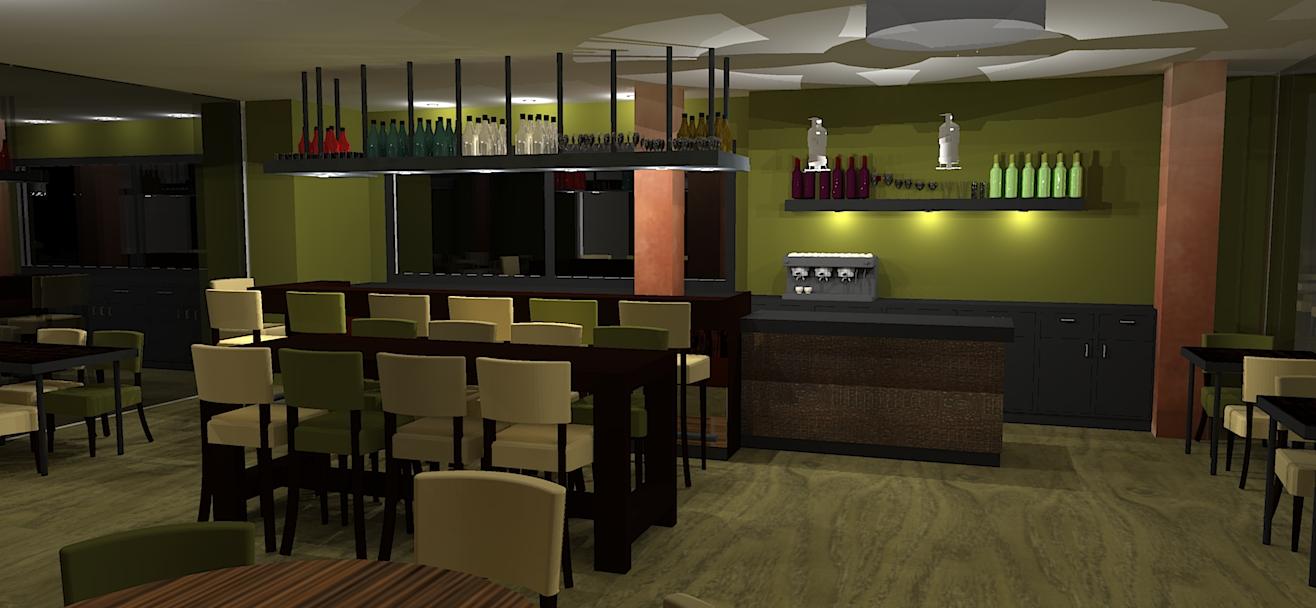 2014 roc horizon college heerhugowaard uitbreiding for Interieur restaurant