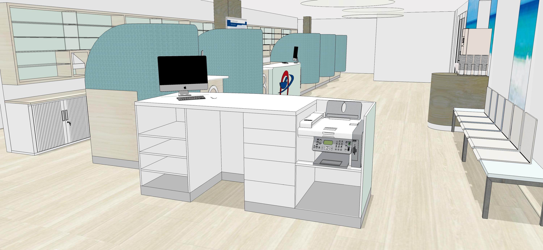 2015 centrumwaard apotheek interieur inrichting zienxl for Interieur inrichting