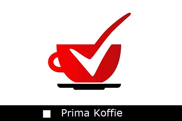 Logo Prima Koffie Alkmaar